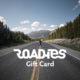 Roadies - Gift Card